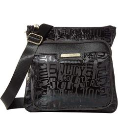 Juicy Couture Ransom Note Large Crossbody