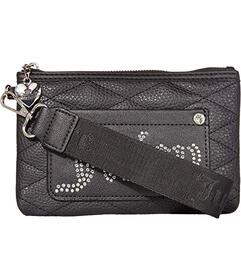 Juicy Couture Rhinestone Social Wristlet