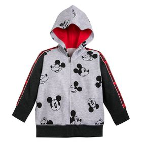 Disney Mickey Mouse Zip Hoodie for Kids – Personal