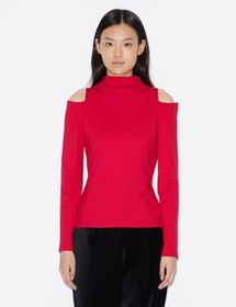 Armani CUT-OUT TOP