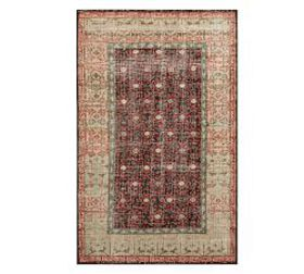 Pottery Barn Sigrid Hand-Knotted Rug - Multi