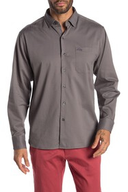Tommy Bahama Oasis Twill Original Fit Long Sleeve