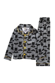 Komar DC Batman Pajama Set (Toddler Boys)