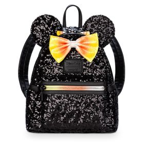 Disney Minnie Mouse Sequin Mini Backpack by Lounge