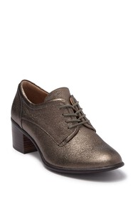 Sofft Patience Metallic Leather Oxford Bootie