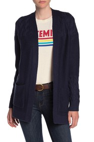 Lucky Brand Venice Cable Knit Cardigan