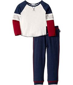 Splendid Littles Piped Jogger Set (Toddler\u002FLi