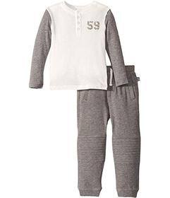 Splendid Littles 59 Flocked T-Shirt Set (Toddler\u