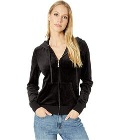 Juicy Couture Track Luxe Velour Robertson Jacket w