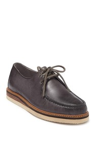 Sperry Cheshire Captain's Crepe Moc Boat Shoe