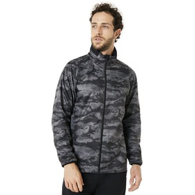 Oakley Enhance Graphic Wind Warm Jacket 8.7 - Blac