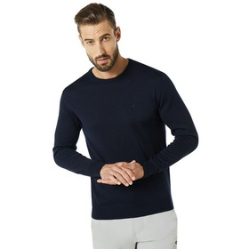 Oakley Crew Neck Knit - Fathom