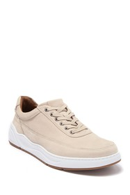 Johnston & Murphy Gleason Nubuck Leather Sneaker