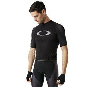 Oakley Graphene Aero Jersey - Blackout