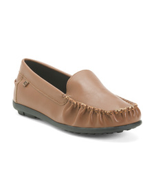 KENNETH COLE REACTION Rubber Bottom Driver Shoes (