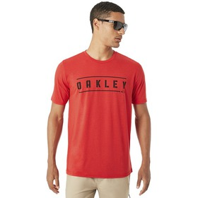 Oakley O-Double Stack Tee - Red Line