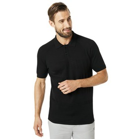 Oakley Polo SS Engineered Knit - Blackout