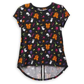 Disney Mickey Mouse Halloween Fashion Top for Girl