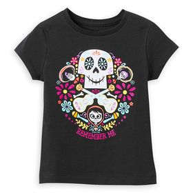 Disney Coco Remember Me T-Shirt for Girls