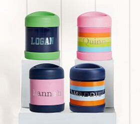 Pottery Barn Fairfax Hot & Cold Containers