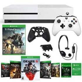 Xbox One S 1TB Gears 5 Console with Titanfall 2 an
