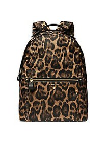 MICHAEL Michael Kors Kelsey Animal-Print Logo Back