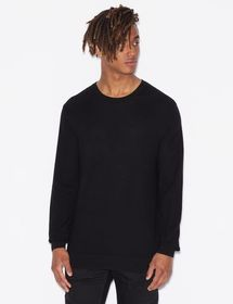 Armani PULLOVER WITH CASHMERE