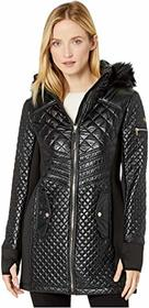 MICHAEL Michael Kors Active Quilt with Knit A42082
