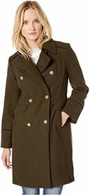 Vince Camuto Double Breasted Wool Coat V29768