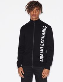 Armani PULLOVER WITH ZIP
