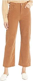 7 For All Mankind Cropped Alexa in Penny
