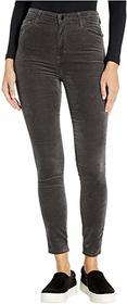 J Brand Leenah High-Rise Ankle Skinny in Sleepwalk