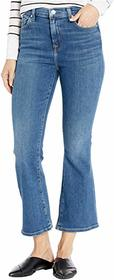 7 For All Mankind Luxe Vintage High Waist Slim Kic
