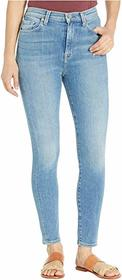 7 For All Mankind Luxe Vintage High Waist Ankle Sk