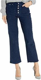 Lucky Brand High-Rise Bridgette Crop Mini Bootcut