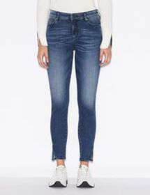 Armani J19 FIVE-POCKET, STRETCH DENIM JEANS