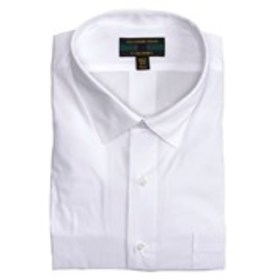 ALEXANDER JULIAN Big & Tall Stretch Collar Long Sl
