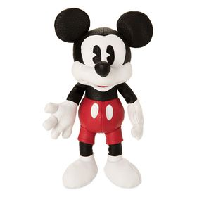 Disney Mickey Mouse Simulated Leather Plush – Smal