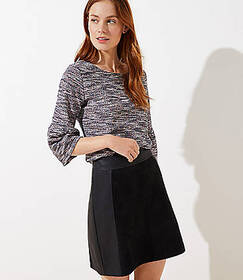 Boucle Bell Cuff Top