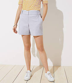 Curvy Riviera Shorts with 6 Inch Inseam