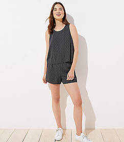 Dotted Swingy Romper