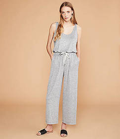 Lou & Grey Brushmarl Jumpsuit