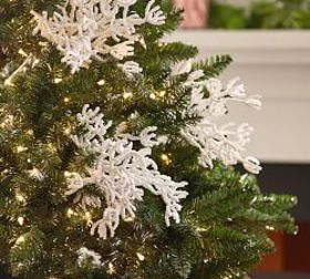 Pottery Barn Coral Branch