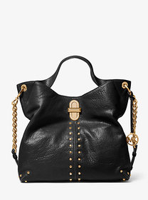 Michael Kors Uptown Astor Legacy Large Leather Sho