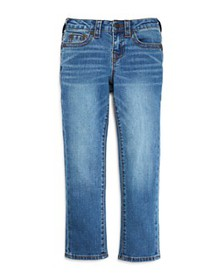 True Religion - Boys' Geno Single End Jeans - Litt