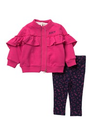 Juicy Couture 3-Piece Fleece Set (Baby Girls)