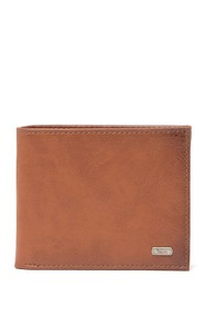 Tallia Leather Bifold Wallet