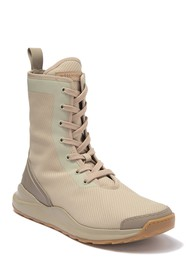 Hood Rubber Hollier Lace Up Sneaker Boot