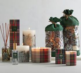 Pottery Barn Winter Woods Scent Collection