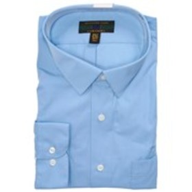 ALEXANDER JULIAN Tall Dress Shirt With Stretch Col